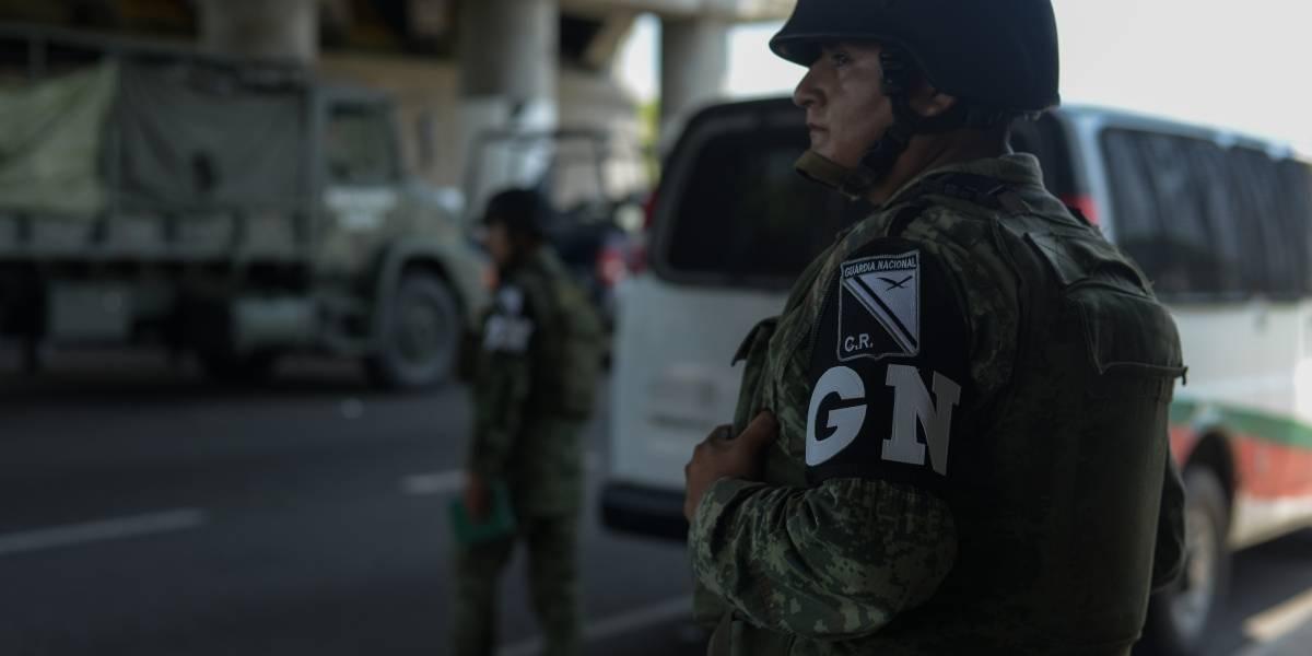 Guardia Nacional arranca en 8 alcaldías de CDMX con 2,700 elementos