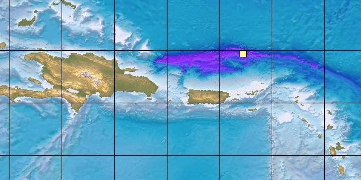 Reportan temblor en la trinchera de Puerto Rico