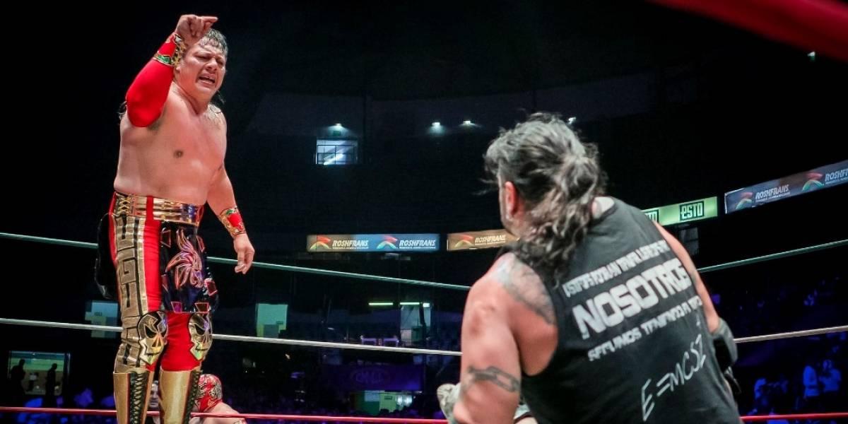 Los Guerreros Laguneros cobraron revancha al 'Cl4n' en Arena México