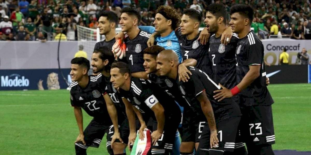 La Tri sube un puesto en el ranking FIFA