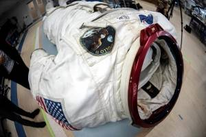 Traje del astronauta Neil Armstrong