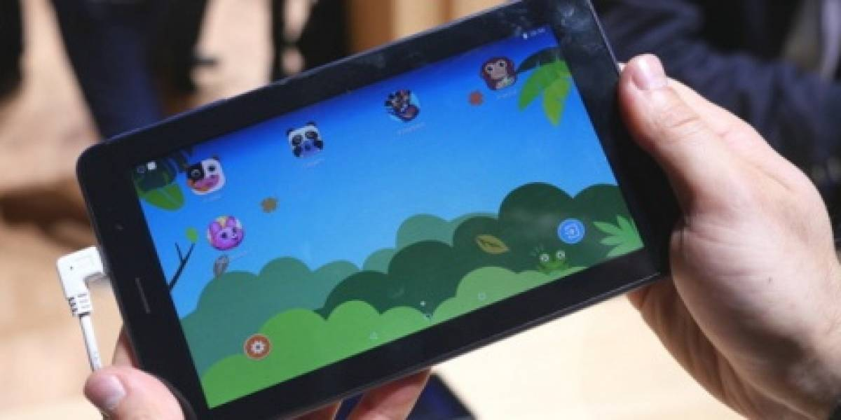 Review: Esta es la 1T 7, una tablet ideal para niños