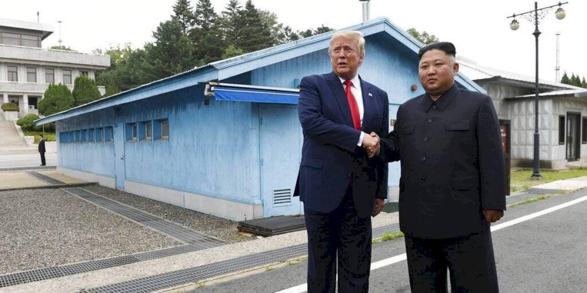 Kim Jong-un se disculpó por ensayos con misiles balísticos: Trump