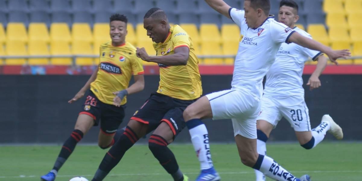 Liga de Quito vs Barcelona SC por Copa Alberto Spencer:  EN VIVO, alineaciones, canales de transmisión, hora del partido