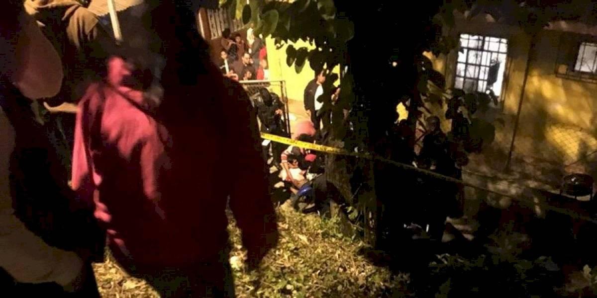 Balaceras en zonas 6 y 18 dejan tres personas fallecidas