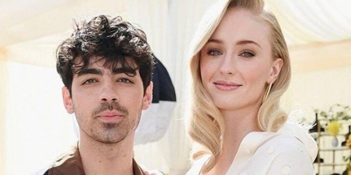 Así fue la espectacular segunda boda entre Joe Jonas y Sophie Turner