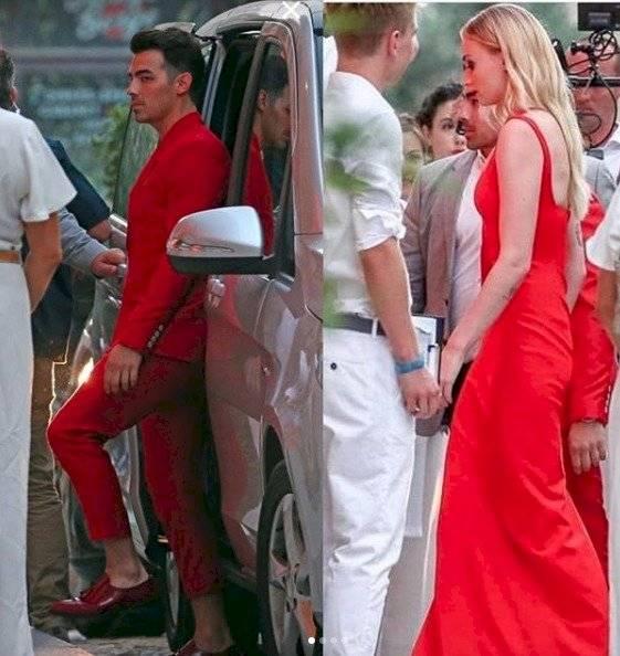 Sophie Turner boda Joe Jonas