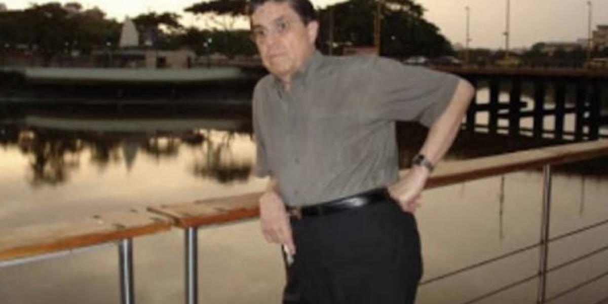 Falleció el periodista e historiador deportivo, Mauro Velásquez