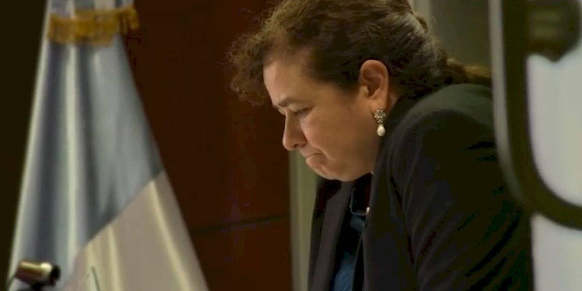 Claudia Paz y Paz critica a Consuelo Porras por anunciar existencia de orden de captura internacional contra Thelma Aldana. Foto: Publinews
