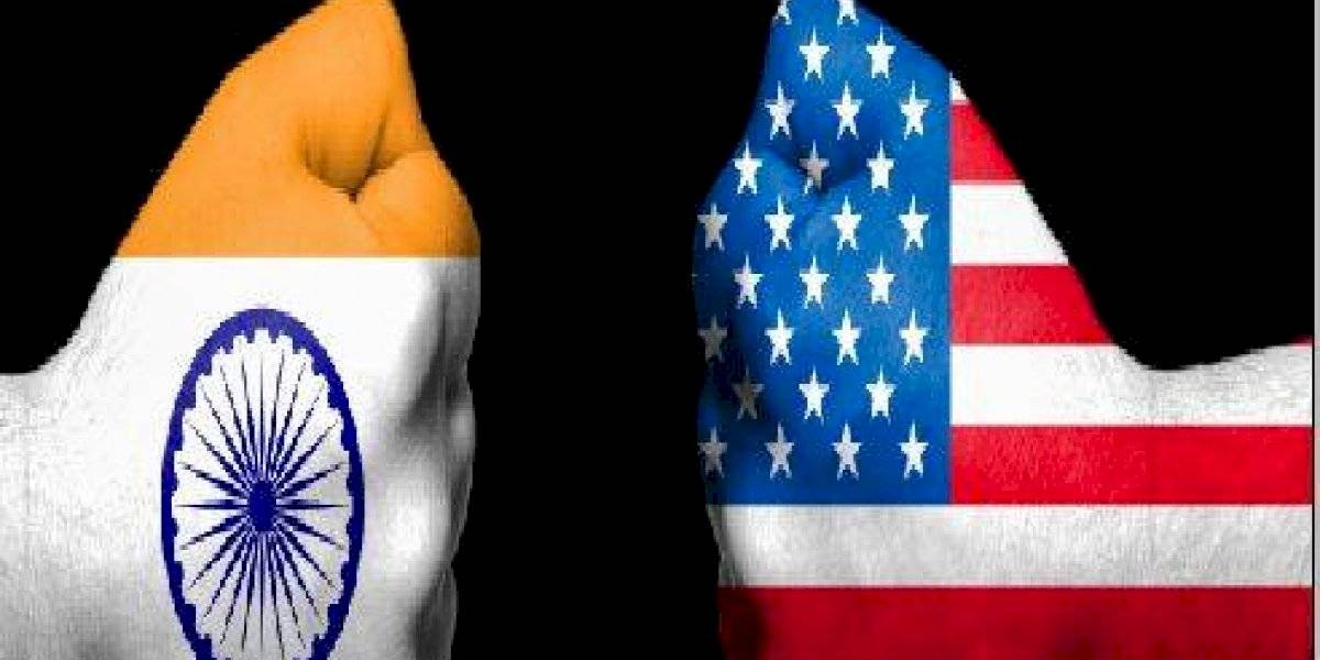 La guerra comercial entre EEUU e India se intensifica