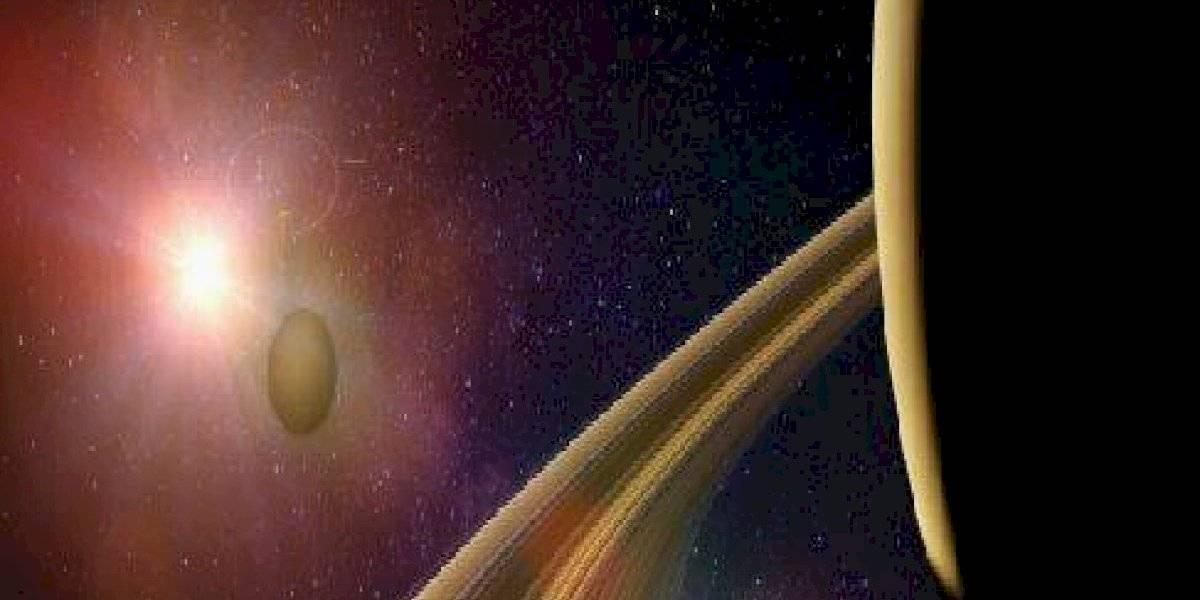 Así es Titán, el nuevo destino de la Nasa