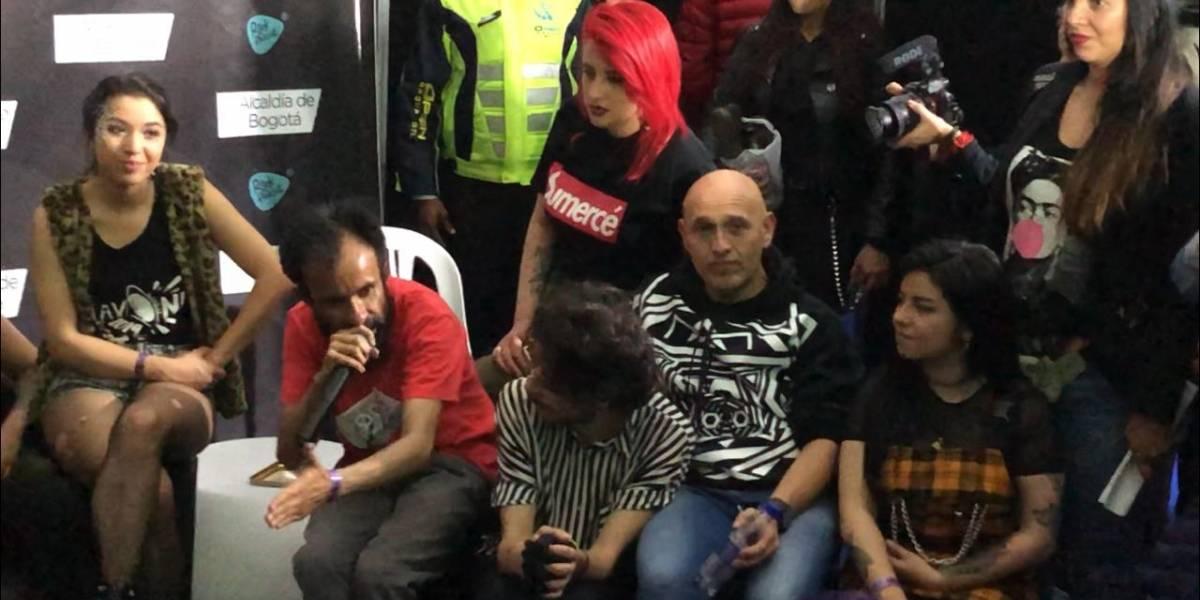 Odio a Botero: una banda que ha crecido junto a Rock al Parque