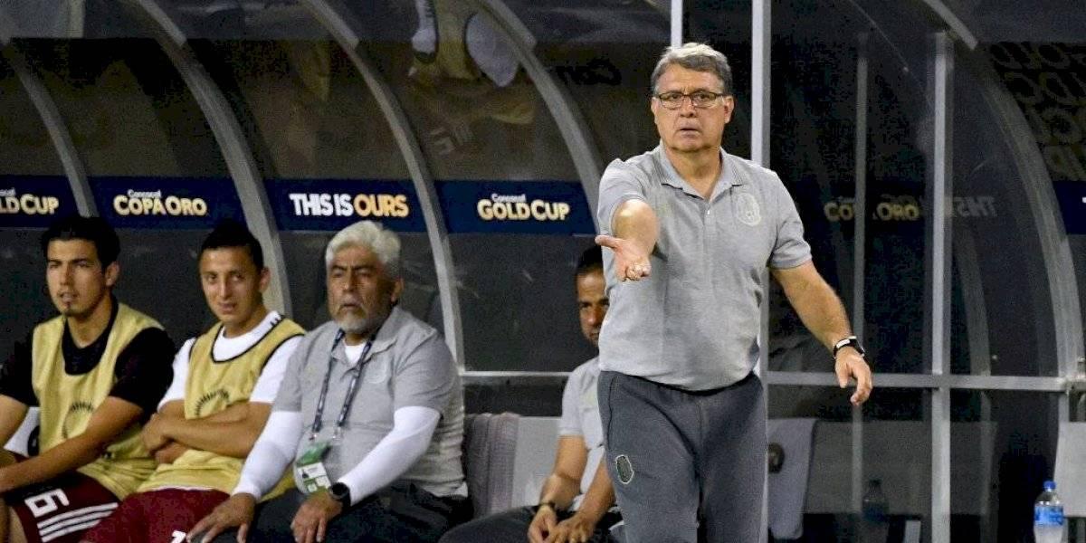 'No pueden poner un árbitro que tiene intereses; no era penal': Martino
