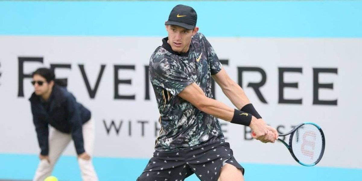 Minuto a minuto: Nicolás Jarry debuta ante Andreas Seppi en Wimbledon