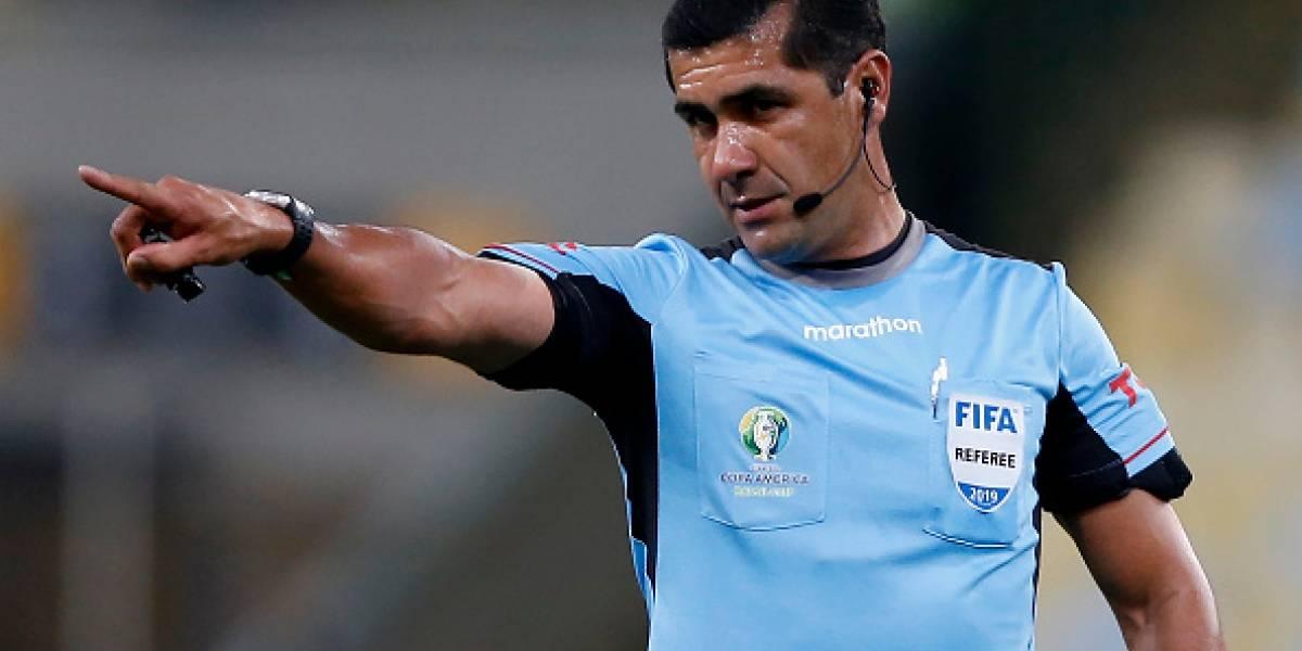 Copa América: El ecuatoriano Roddy Zambrano será el árbitro del Brasil vs Argentina