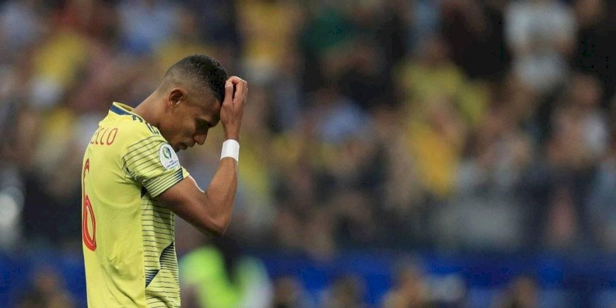 Esposa de William Tesillo denuncia amenazas de muerte contra el jugador que erró el penal de Colombia ante Chile