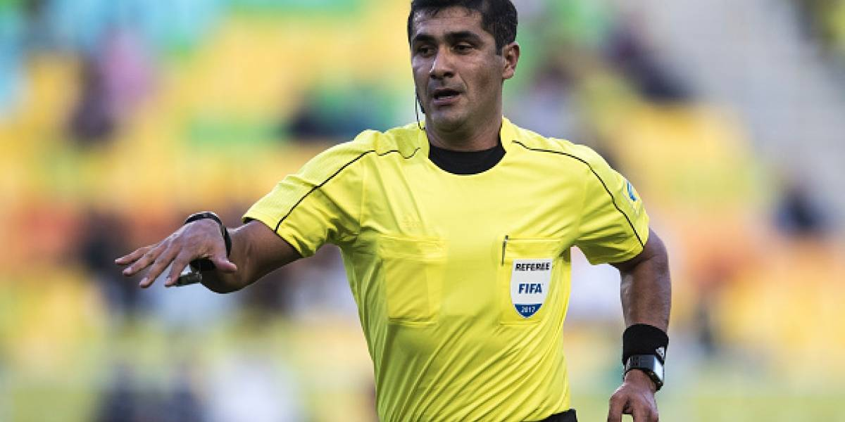 Copa América: Roddy Zambrano pitará el partido Brasil vs Argentina y así reaccionaron usuarios en redes