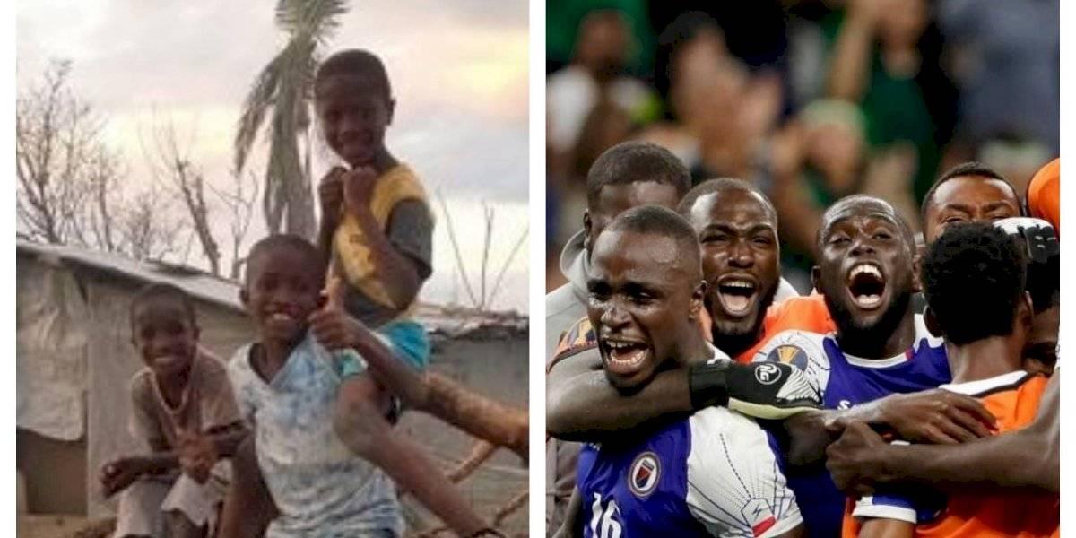 VIDEO. Haitianos inundan Puerto Príncipe para festejar pase a semifinales de Copa Oro
