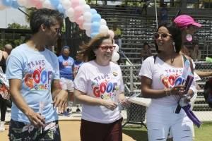 Carmen Yulín Cruz Soto - Día del Orgullo Trans