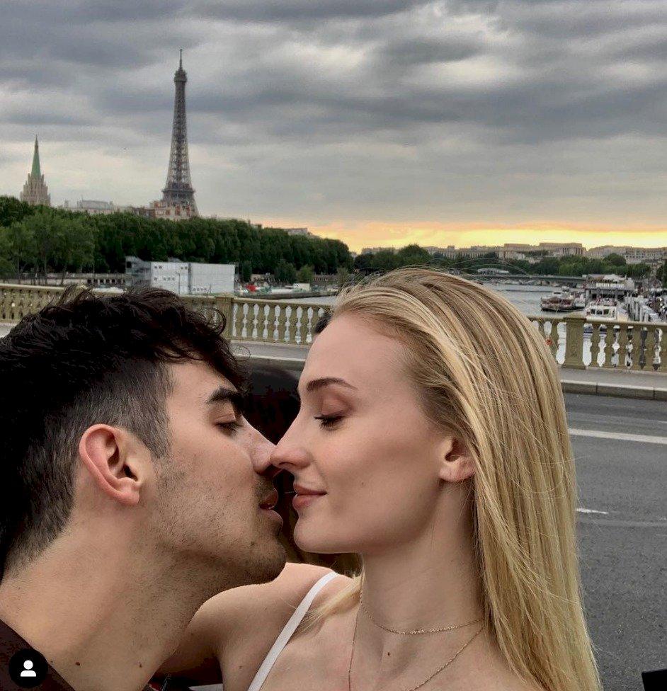 La pareja se comprometió en octubre de 2017 Instagram: @joejonas