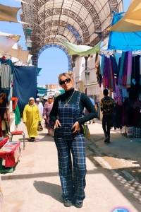 Karol G y sus días en Marruecos