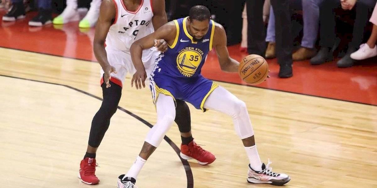 Kevin Durant dejará a Warriors para firmar con Nets