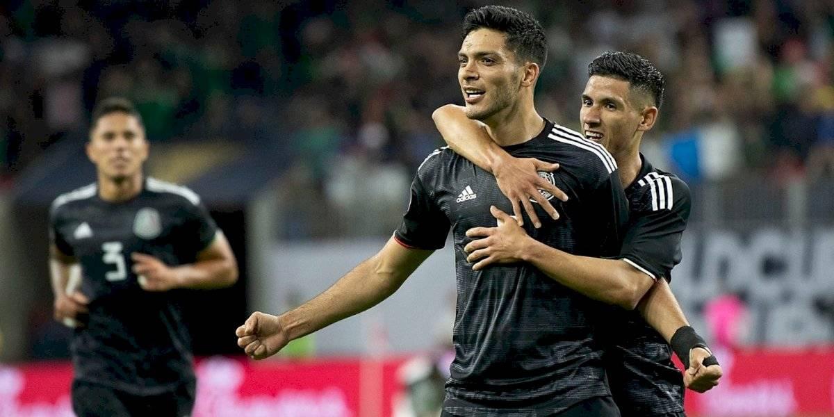 Tri sufre, pero avanza a semifinales de Copa Oro