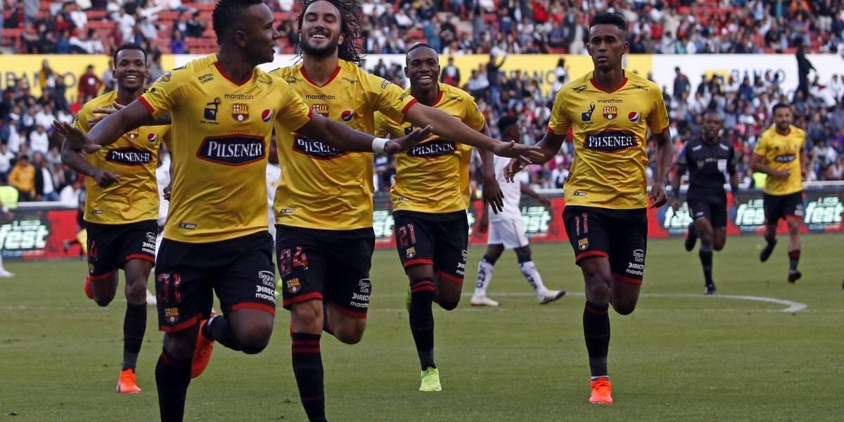 Liga de Quito vs Barcelona SC: Los toreros son campeones de la Copa Alberto Spencer