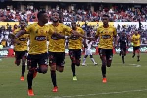 Liga de Quito vs Barcelona SC