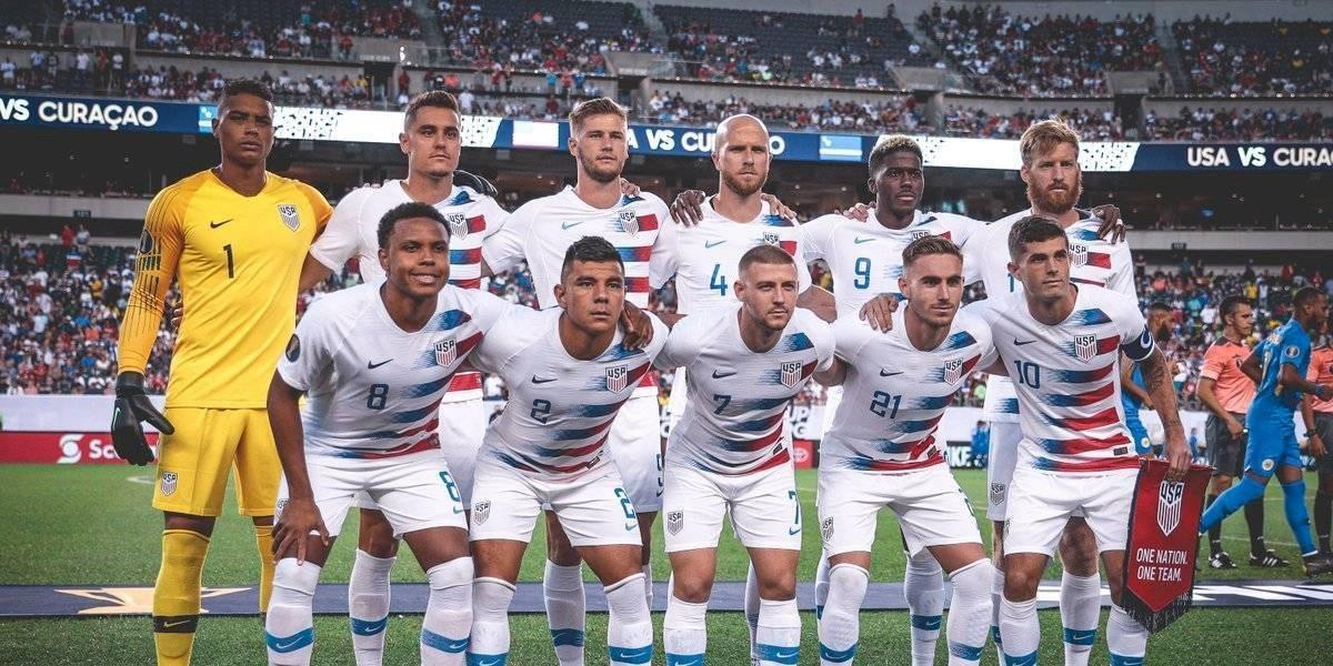 """""""El Pescado"""" Ruiz comenta la clasificación de Estados Unidos a semifinales de Copa Oro"""