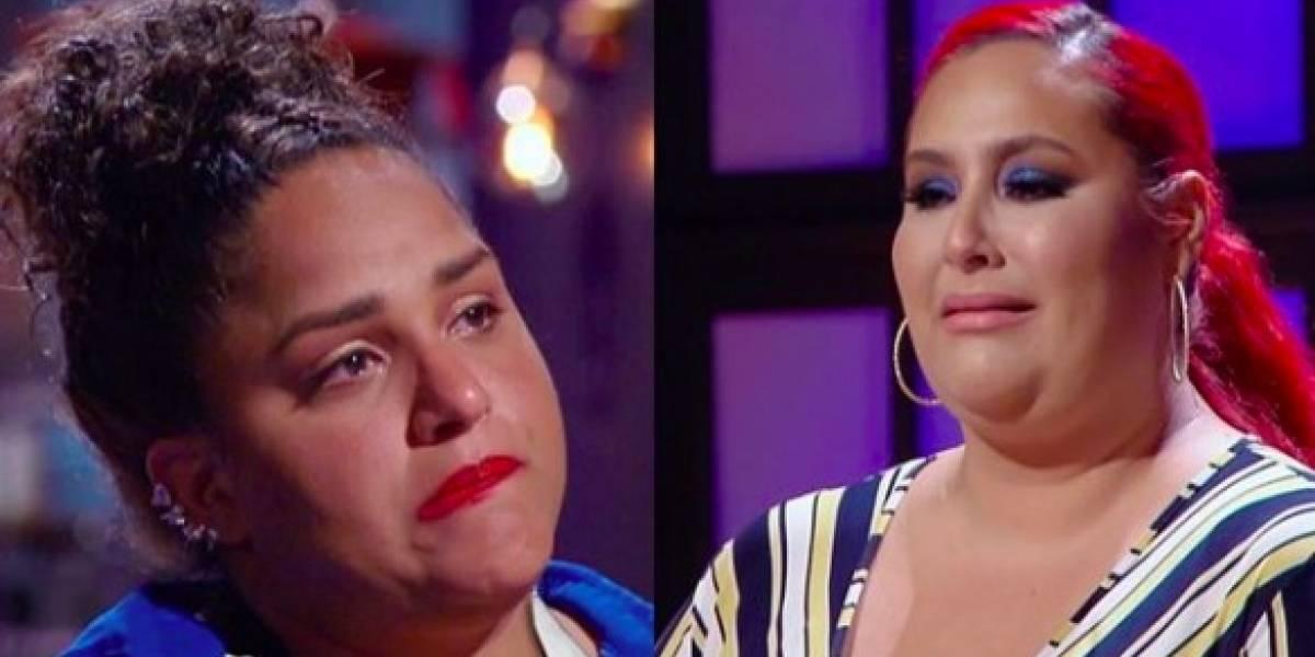 Triste salida de concursante boricua de Masterchef Latino 2