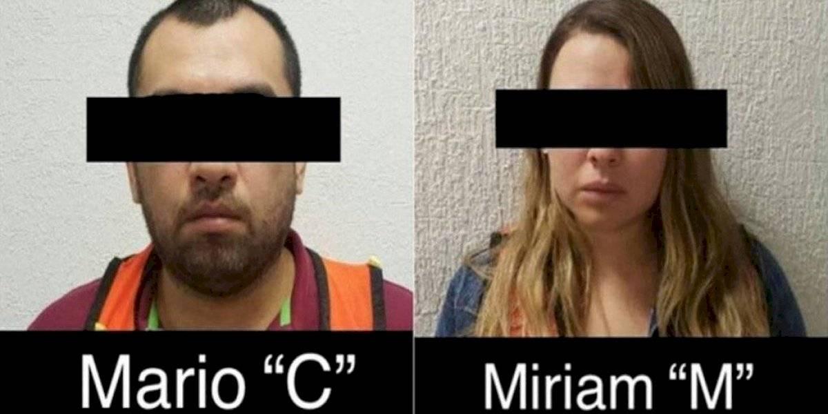 """Detienen  a Mario """"C"""", sobrino del capo Osiel Cárdenas Guillén"""
