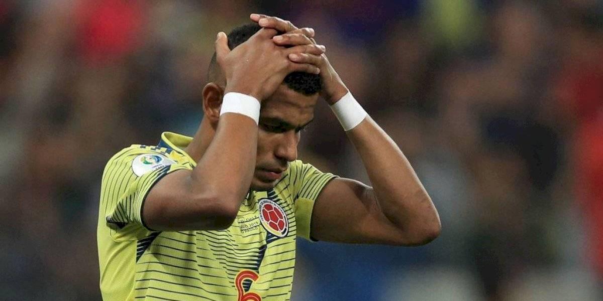 William Tesillo recibe amenazas tras fallar penal con Colombia en Copa América