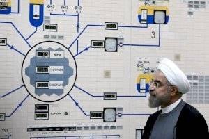 Irán uranio