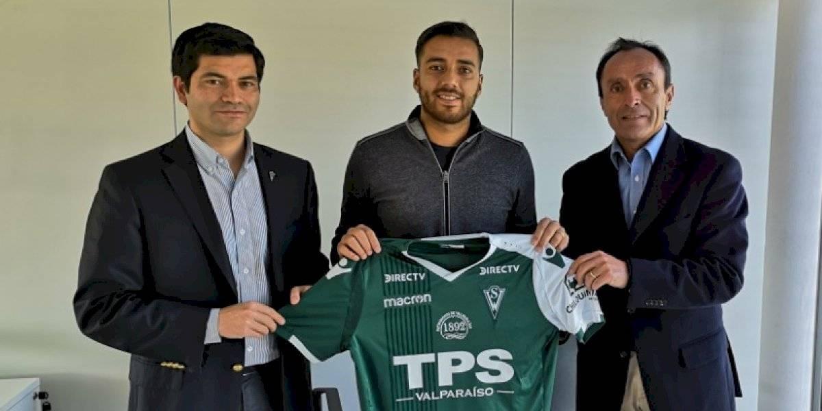 Santiago Wanderers confirmó el traspaso de Matías Campos Toro desde la U