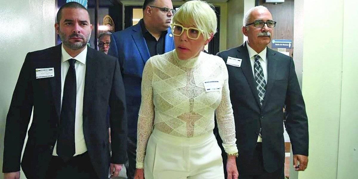"""Mayra López Mulero sobre Wanda Vázquez: """"es una persona de poco fiar"""""""