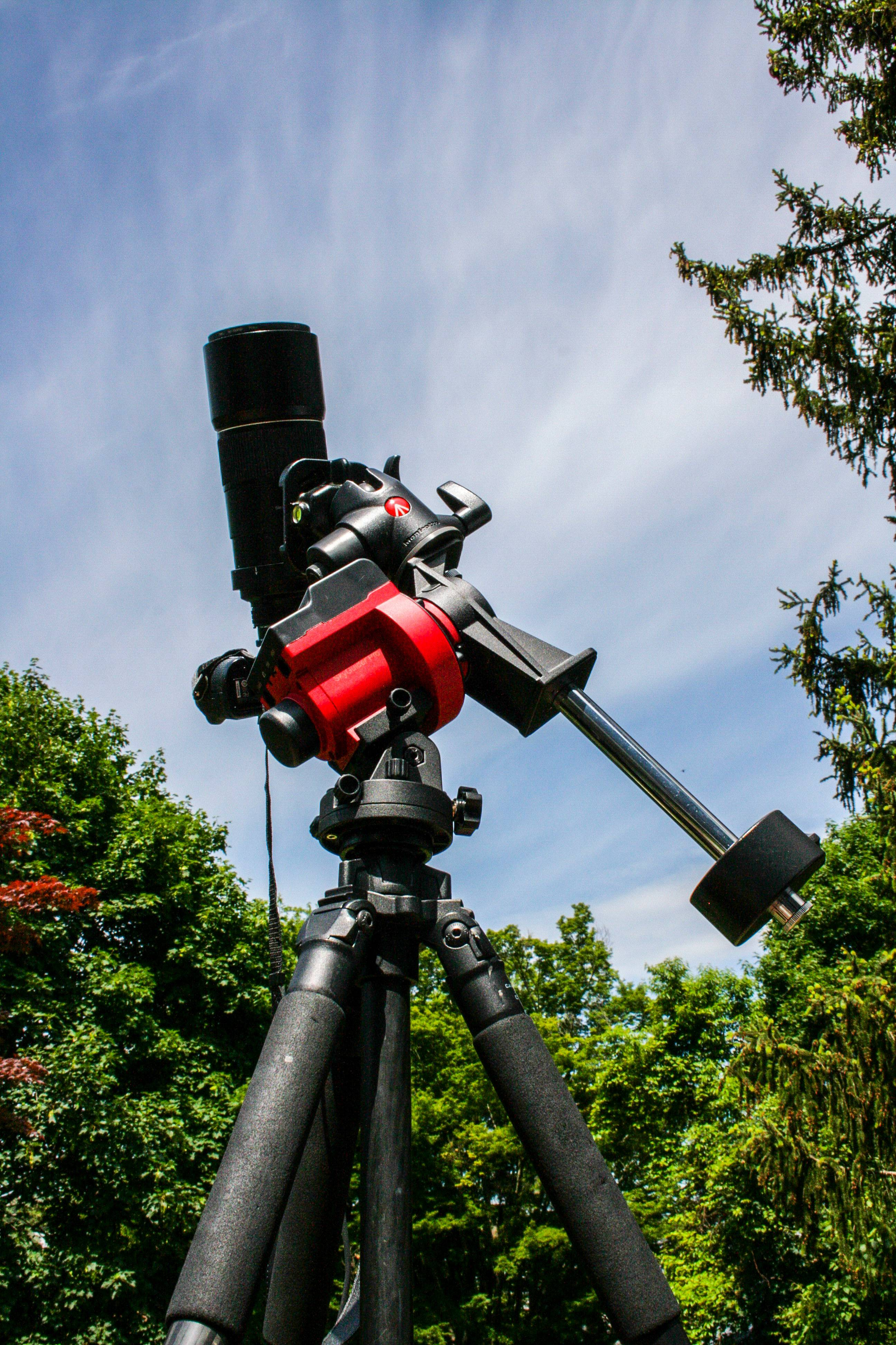 Cuidado: tu cámara puede sufrir daños al fotografiar el eclipse solar