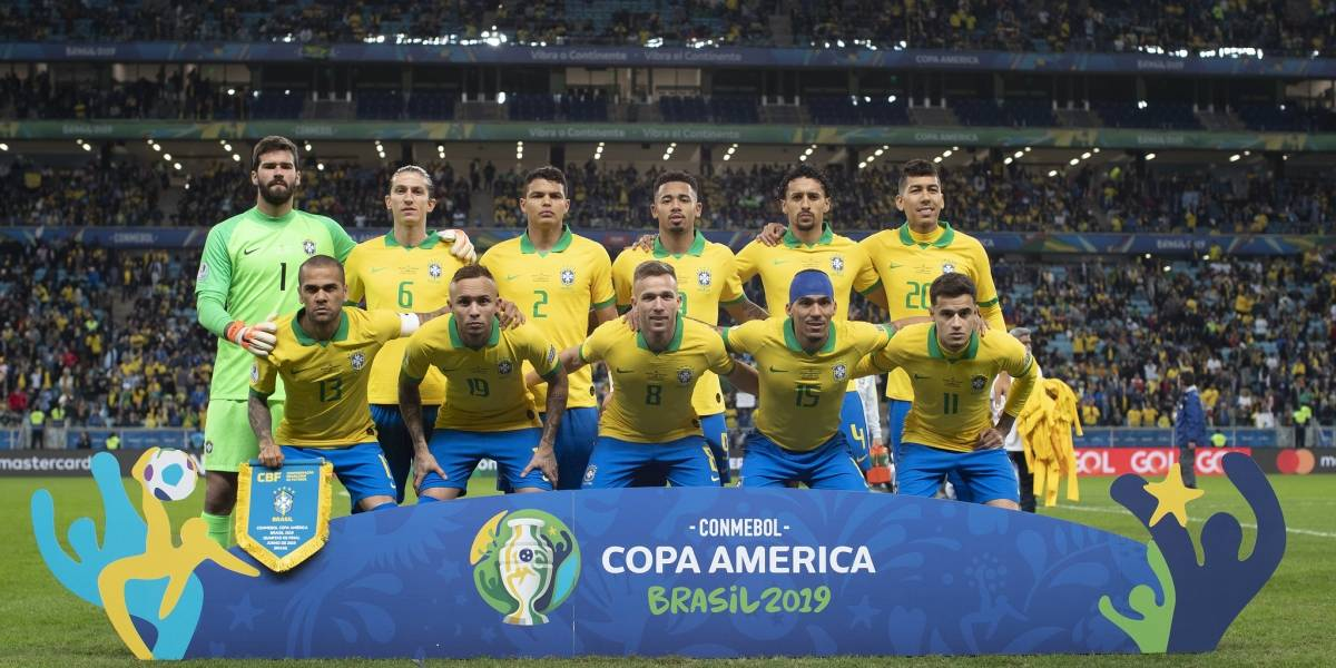 Copa América é adiada para 2021 por causa da pandemia do coronavírus