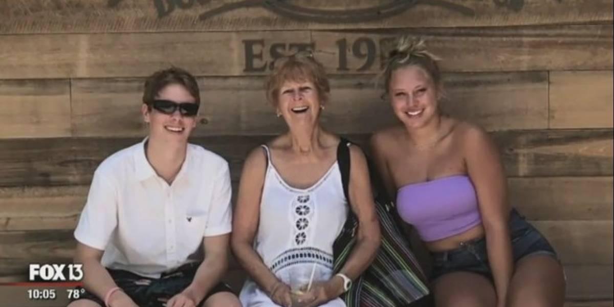 Se tropezó mientras caminaba en la playa y días después falleció: el dramático caso de la mujer que murió tras contraer bacteria carnívora