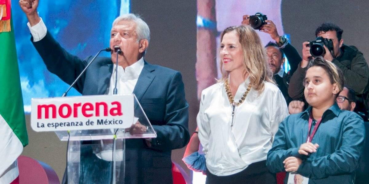Beatriz Gutiérrez Müller recuerda triunfo de AMLO con video inédito
