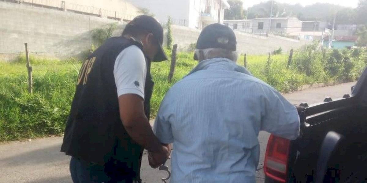Anciano es capturado por presunta agresión sexual