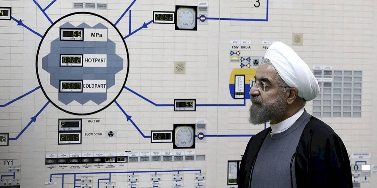 Irán superó el límite de producción de uranio enriquecido