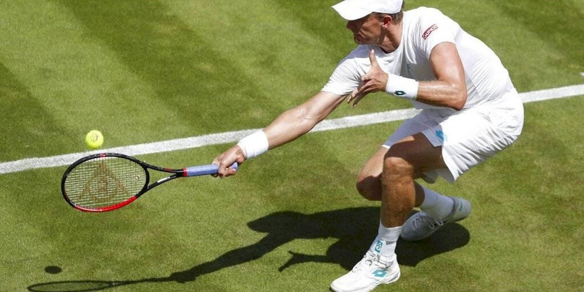 Kevin Anderson y Stan Wawrinka libran primera ronda en Wimbledon