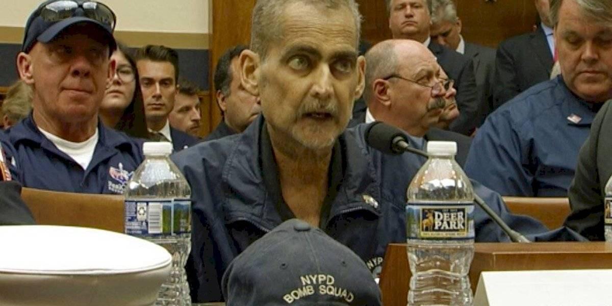Honrarán a exdetective de NY y socorrista del 11 de septiembre