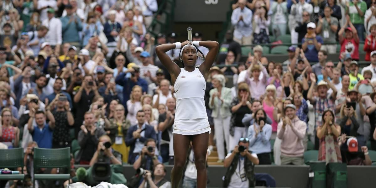 Venus Williams, eliminada por una tenista de quince años