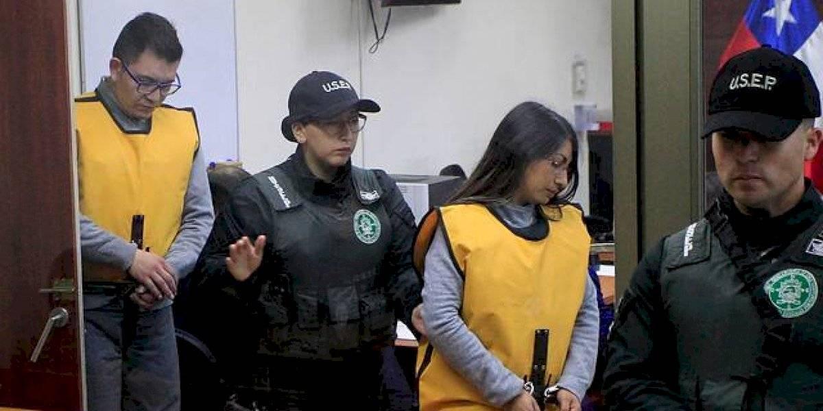 Caso Nibaldo: Corte de Apelaciones rechazó el recurso de nulidad de Johanna Hernández y Francisco Silva