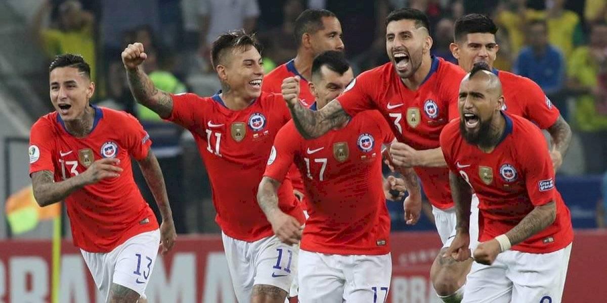 La Generación Dorada de la Roja tapó bocas y despejó las dudas con buen fútbol, jerarquía y oficio