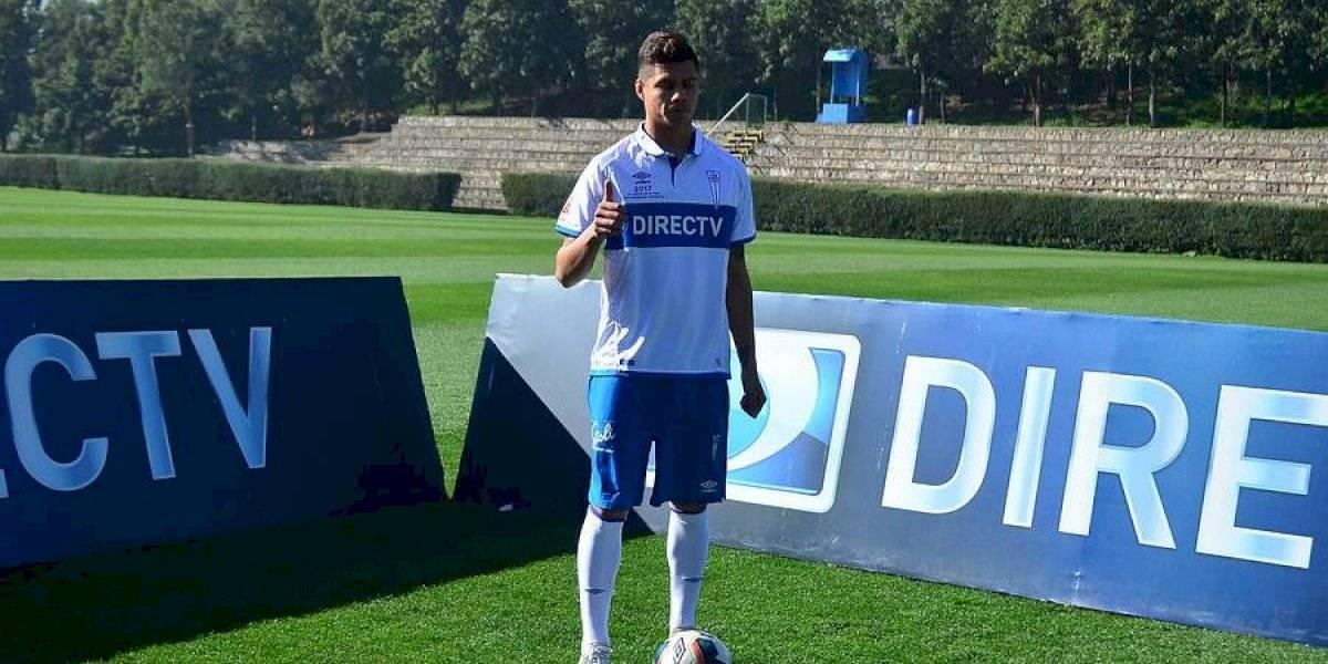 Benjamín Vidal vuelve a salir a préstamo y se suma a Coquimbo Unido