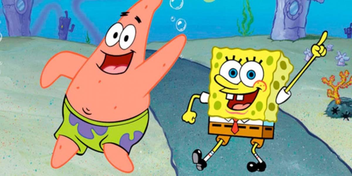 Programação especial da Nickelodeon comemora os 20 anos de Bob Esponja