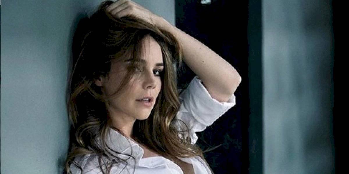 Camila Sodi sufre terrible accidente y muestra secuelas en las redes sociales